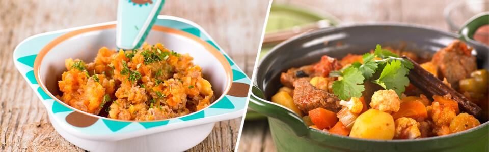 Cocotte D Agneau Riche En Legumes