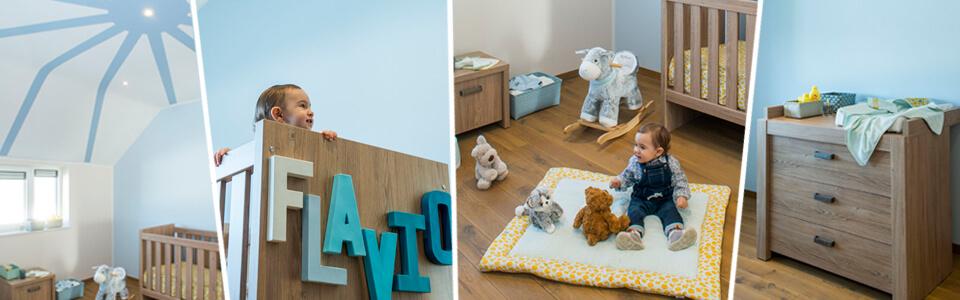 Babykamer Inrichten Spelletjes.Flavio S Babykamer Een Geschenk Uit De Hemel
