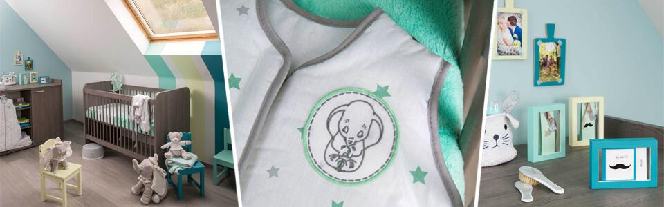 Une Chambre De Bebe Pas Trop Bebe Avec Dumbo
