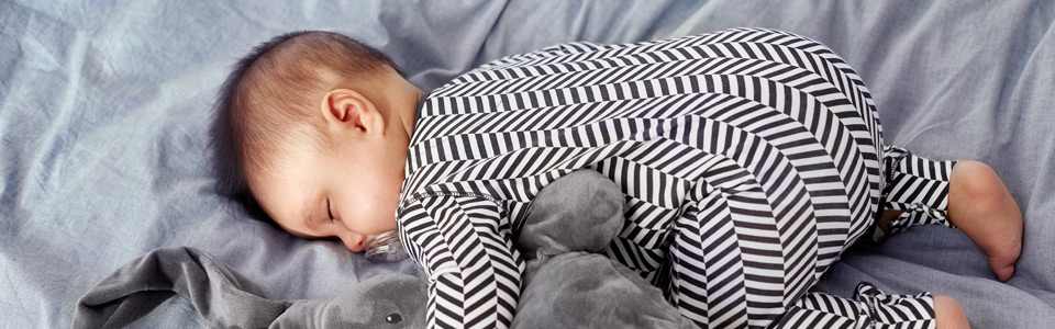 kind 1 jaar slaapt veel