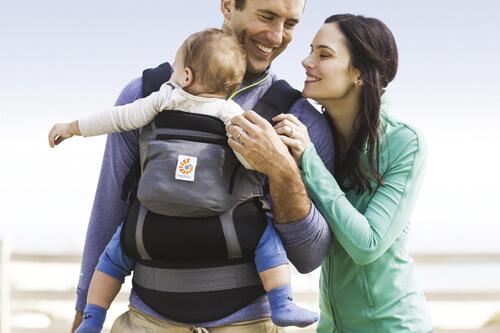 a5d41f23a40 Un porte-bébé est une solution de portage tout prête